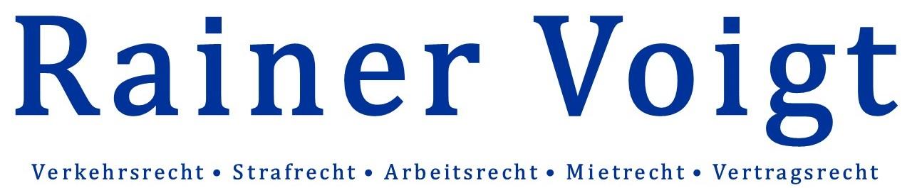 Rechtsanwalt Rainer Voigt